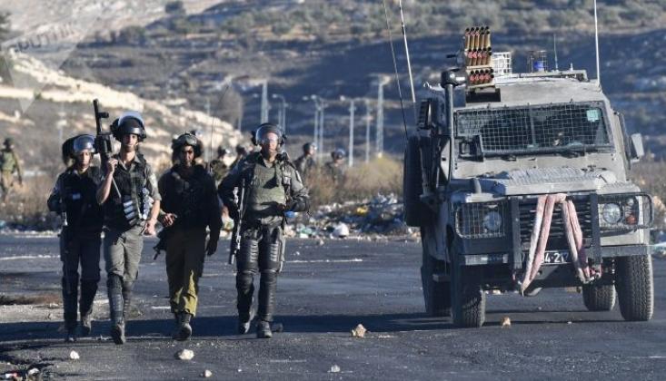 İşgal Rejimi 5 Filistinliyi Vurdu