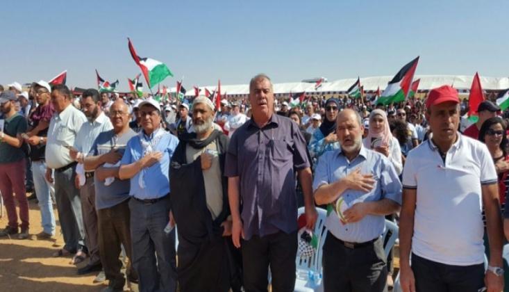 Filistinlilerin Dünyadaki Nüfusu Açıklandı