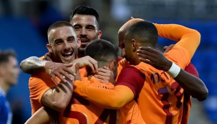 Galatasaray 3 Eksikle Kasımpaşa Karşısında