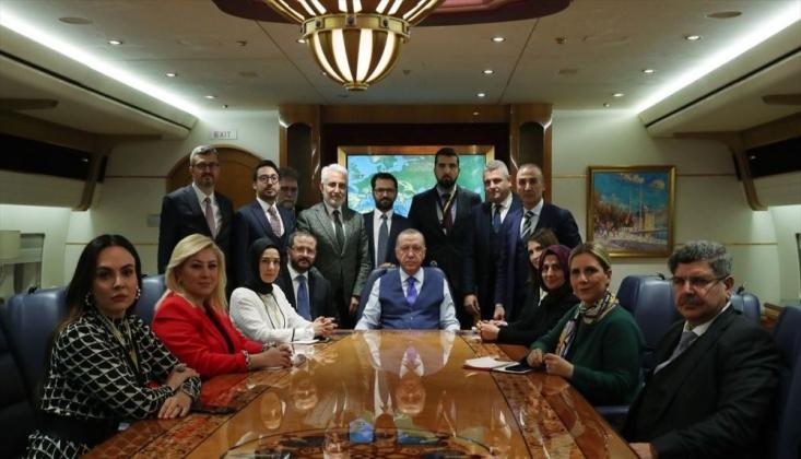 Erdoğan: Hafter'in Metinlere İmza Atmaması Manidar