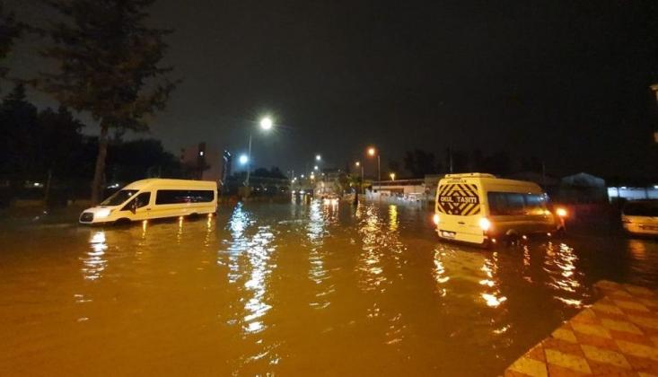 Meteoroloji Sel ve Su Baskınlarına Karşı Uyardı
