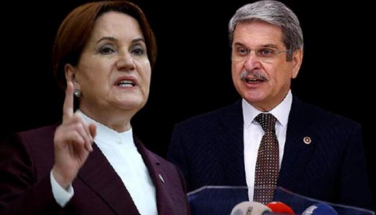"""İYİ Parti'de """"Monrtö Bildirisi"""" Çatlağı"""
