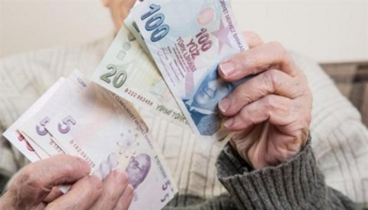 Memur ve Emeklinin Zammını Enflasyon Yuttu