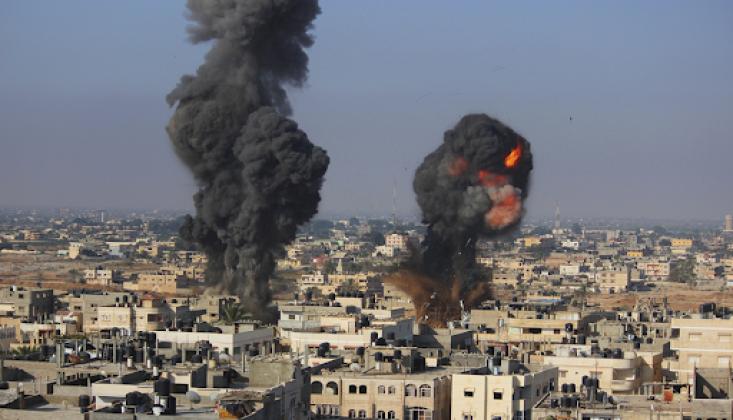 Yemen'de İşgalci Koalisyon Yanlışlıkla Kendi İşbirlikçilerini Bombaladılar