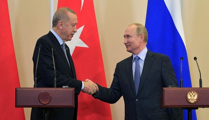 'Putin ve Erdoğan, Mevcut Soçi Mutabakatlarını Revize Edebilir'