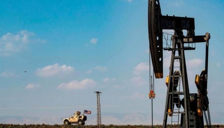 Suriye Petrolünü Elbirliğiyle Yağmalıyorlar