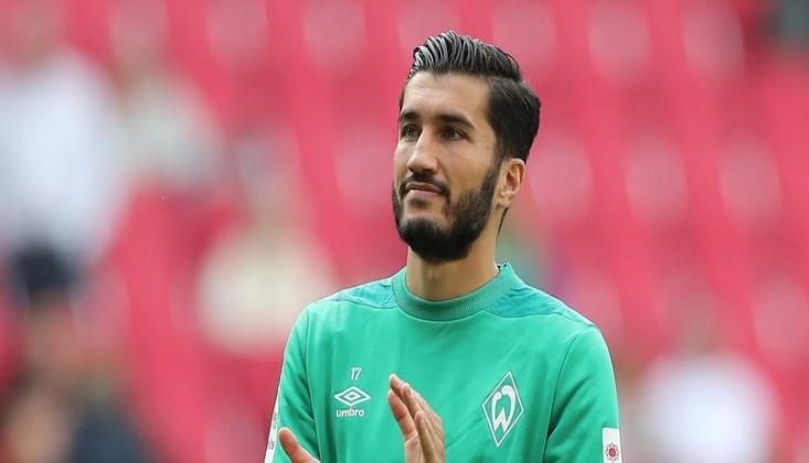 Werder Bremen'de Nuri Şahin Şoku!