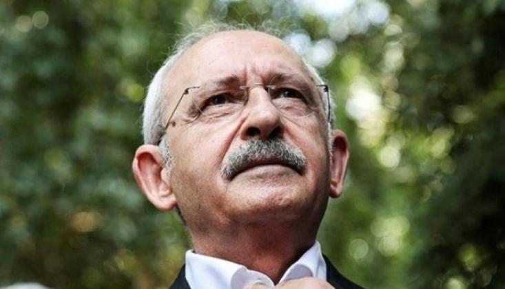 Kılıçdaroğlu'ndan Yeni Anayasa Çağrısı
