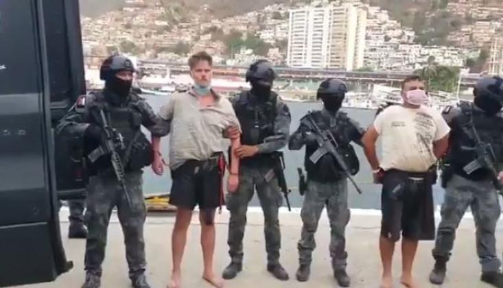 Maduro'ya Darbe Yapmak İsteyen Terörist ABD Askerleri Böyle Paketlendi (Video)