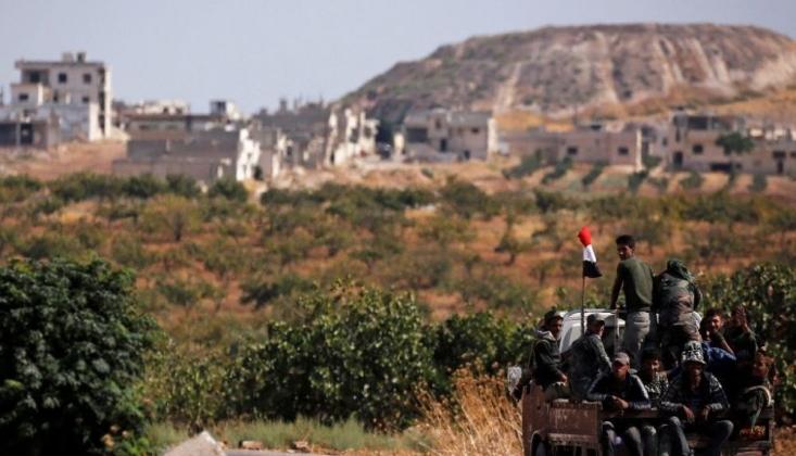 Rusya: Batı Suriye'deki Teröristleri Kurtaramayacak