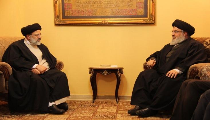 Nasrallah'tan Reisi'ye Tebrik Mesajı
