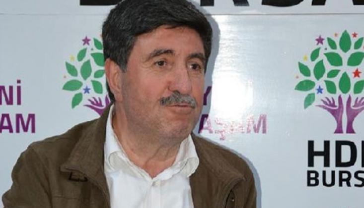 Ayhan Bilgen'den Sonra Şimdi De Altan Tan HDP'yi Hedef Aldı