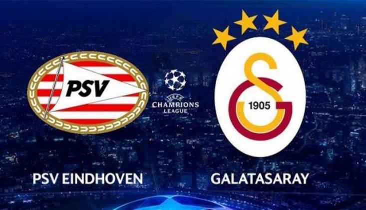 Galatasaray- PSV Eindhoven Muhtemel 11'ler