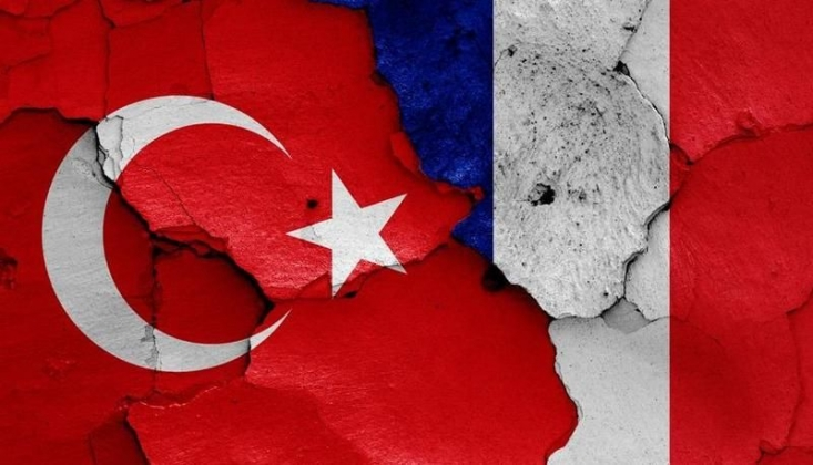 Fransa-Türkiye Arasında İpler Kopuyor!