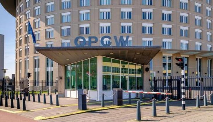 Rusya'dan Suriye'nin Haklarını İptal Eden OPCW'ye Tepki
