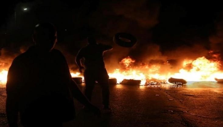 Filistin'de Bir Haftalık Bilanço; Yüzlerce Çatışma Onlarca Yaralı