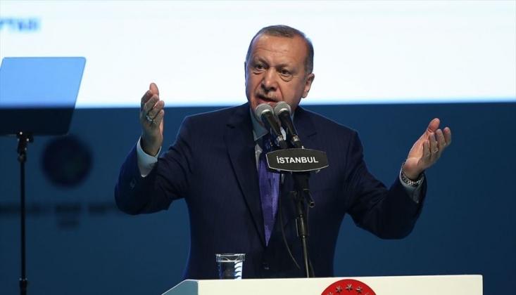 Erdoğan:Trump'la Suriye Meselesini Enine Boyuna Konuşacağız
