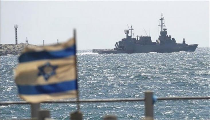 Siyonist İsrail'in Gemisi Hedef Alındı