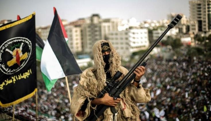 İslami Cihad'dan Filistinlilere Çağrı