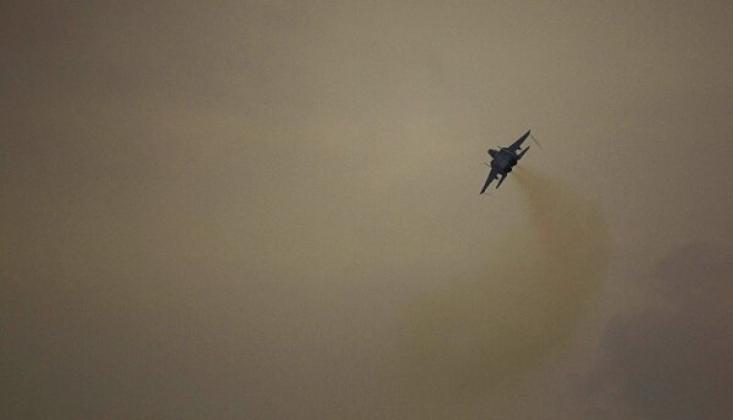 İsrail, Haşdi Şabi'nin Silah Depolarını Bombalamak İstiyor