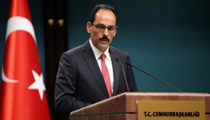 'Mısır ile Görüşüyor Olmamız Esad İle Görüşeceğimiz Anlamına Gelmez!'