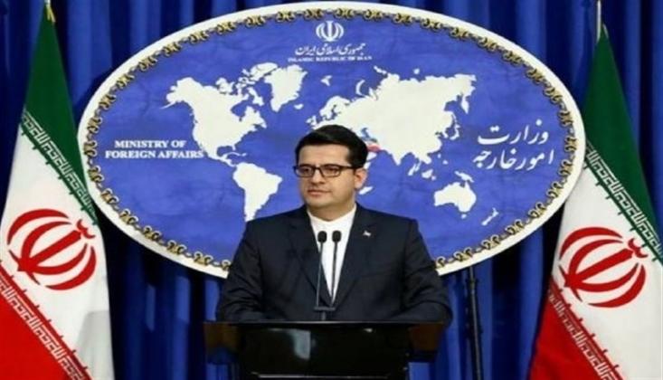 Avrupa Suçluları Savunmak Yerine İran Halkına Verdiği Sözleri Yerine Getirsin