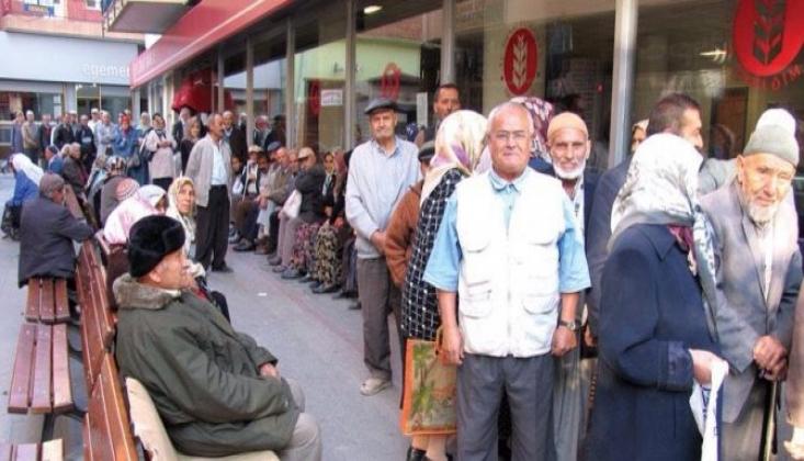Emekliye Müjdeli Maaş 2324 Lira