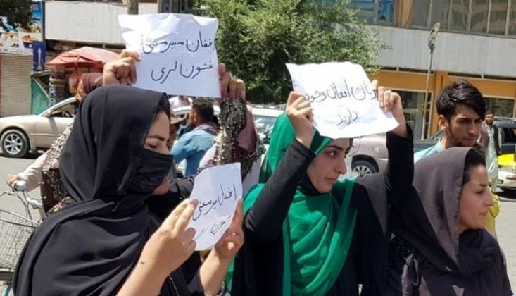 Taliban: Güvenlik Güçlerimiz Kadınlarla İlgilenmek İçin Eğitimli Değil