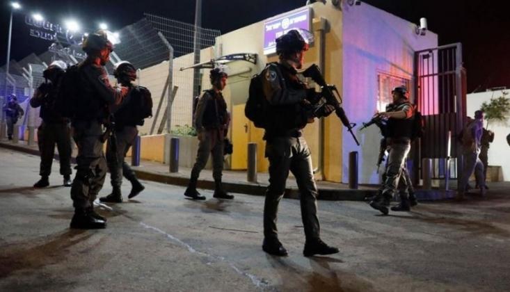 Tel-Aviv'de Anti Siyonist Operasyon