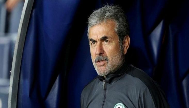 Konyaspor'dan Aykut Kocaman Kararı!