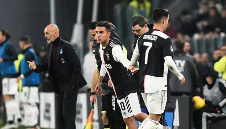 Juventus'ta Cristiano Ronaldo Krizi!