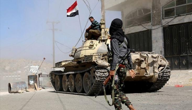 Yemen Ordusu Maarib'de İlerliyor