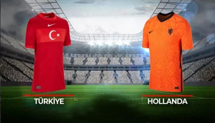 Türkiye - Hollanda Muhtemel 11'ler