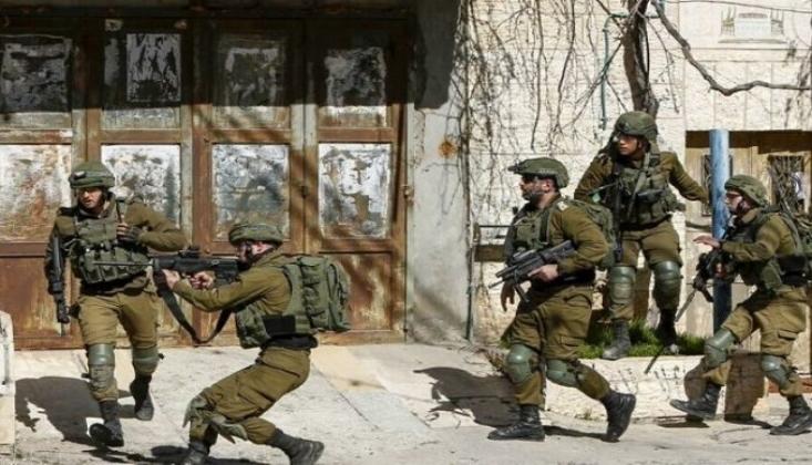 İşgalci İsrail Filistinli Bir Genci Şehit Etti
