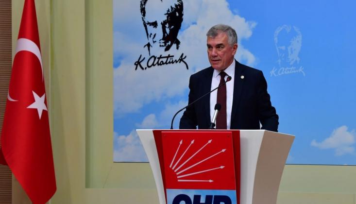 CHP: Suriye'de Güvenli Bölge İçin Yönetimle Mutabık Kalınılmalı