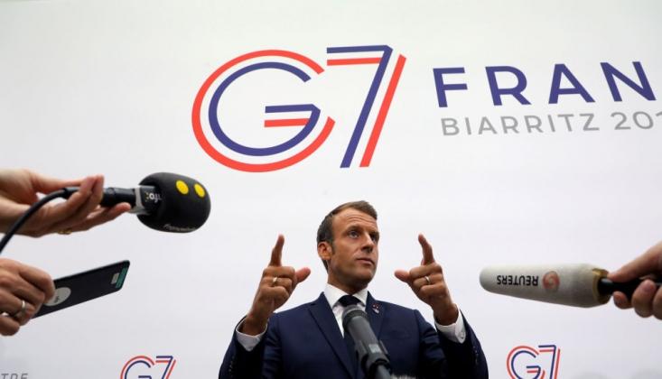 İran G7'nin Gündeminde