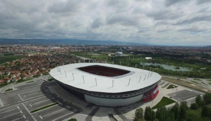 Yeni Eskişehir Stadyumu İle İlgili Şok Karar!