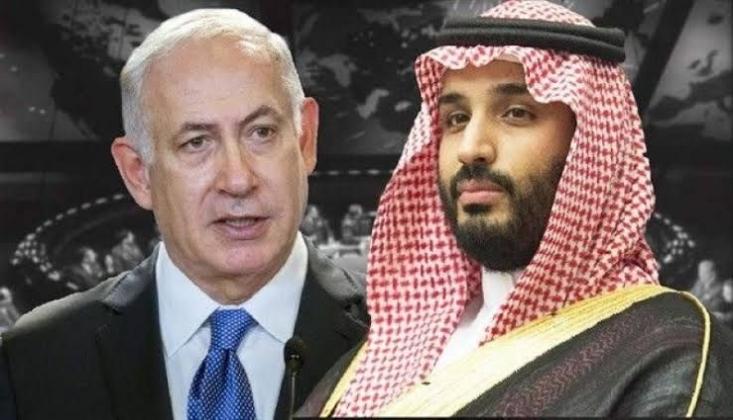 Arabistan'dan İsrail'e Uçuş Sözü