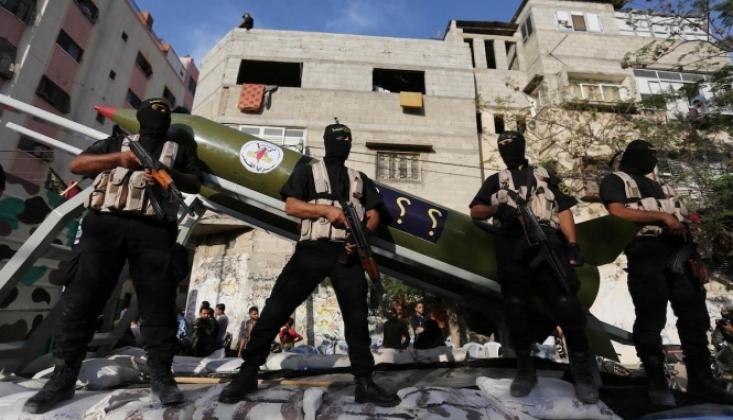 İslami Cihad'dan Siyonistlerin Suriye Topraklarındaki Yeni Saldırısına Tepki