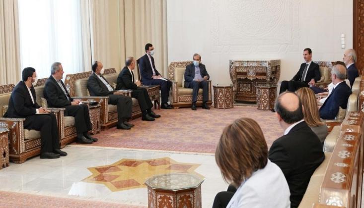 İran: Suriye'nin Terörle Mücadelesini Destekliyoruz