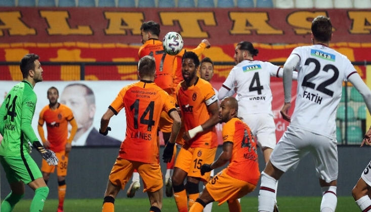 Fatih Karagümrük, Galatasaray'a Mağlubiyeti Hatırlattı!