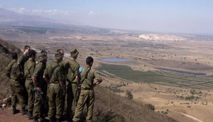 Şam, Golan Tepeleri Üzerindeki Egemenliğini Yineledi