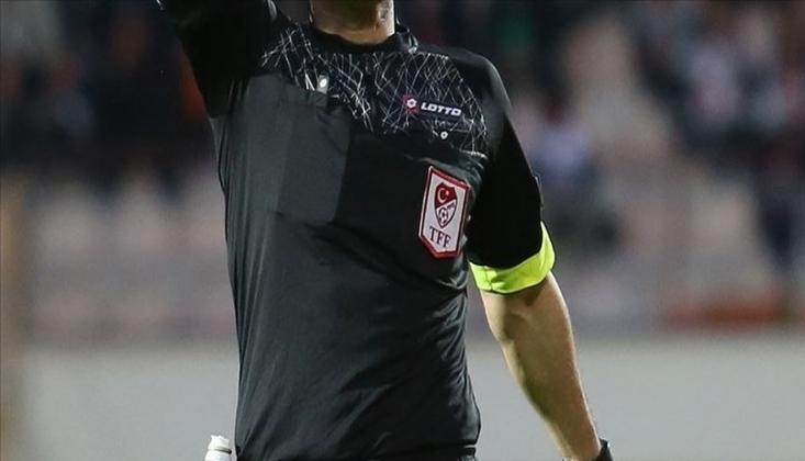 Süper Lig'de 24. Haftanın Hakemleri Belli Oldu!