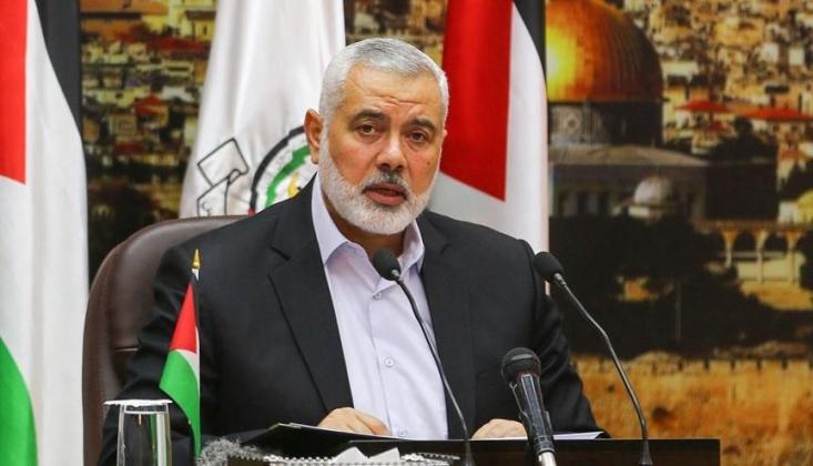 Haniye: BAE Anlaşması, Filistin Milletini Sırtından Vuran Bir Hançerdir