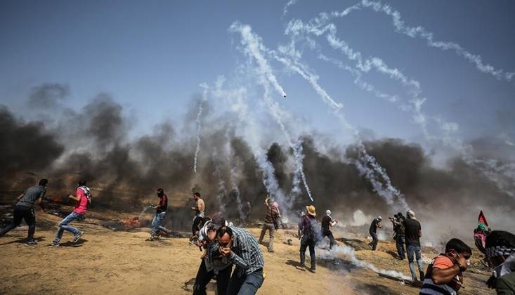 Gazze'ye Ambargo Devam Ediyor
