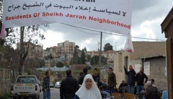 Siyonist Rejim Filistinlilerin Evlerine El Koyuyor