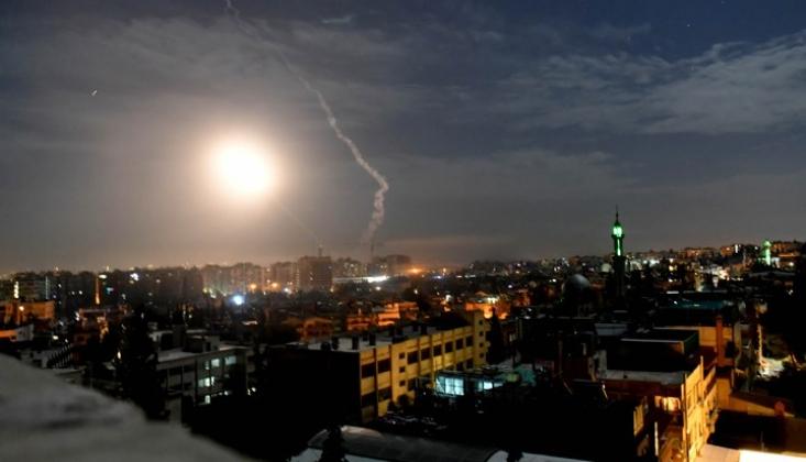 Arabistan'dan Balistik Füze Düşürdük İddiası