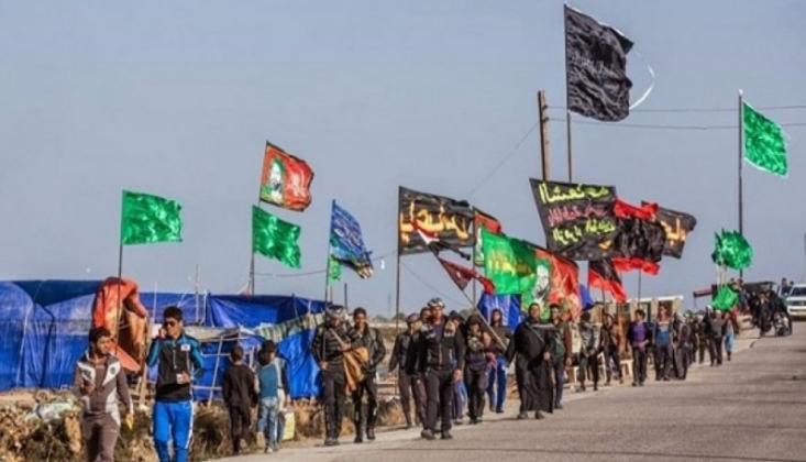 Bağdat'ın Kuzeyinde Erbain Ziyaretçilerine Yönelik Terörist Komplo