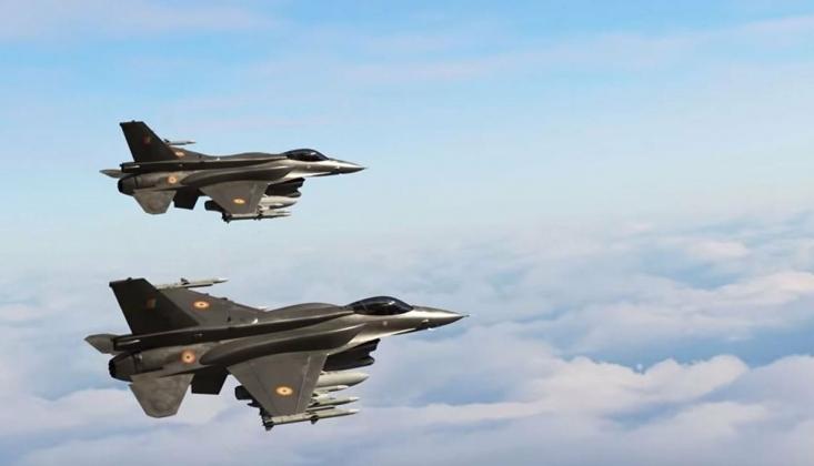 ABD Irak-Suriye Sınırına Hava Saldırısı Düzenledi