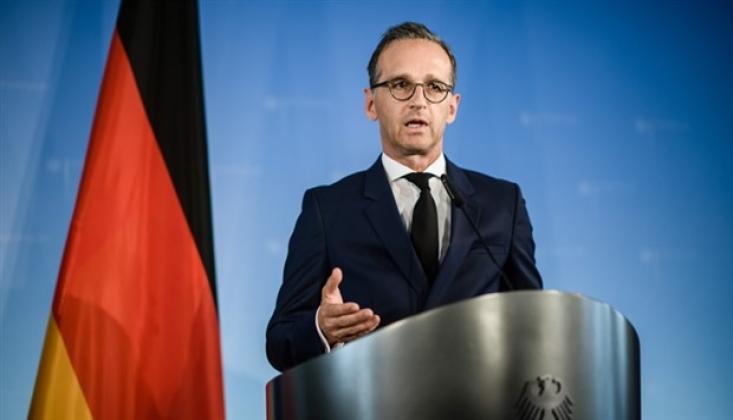 Almanya Dışişleri Bakanı'ndan Türkiye'ye Sığınmacı Eleştirirsi